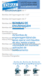 Mobile Preview of edral.com.br